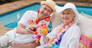 Summer health for seniors