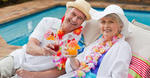 Summer health for seniors