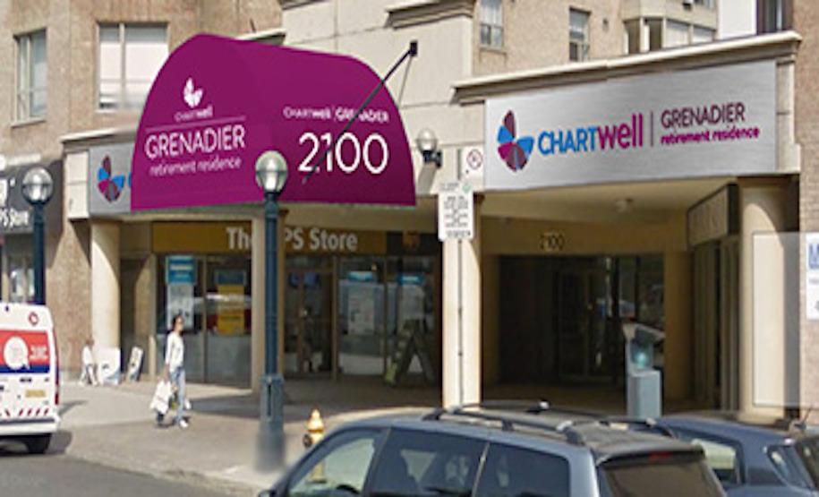 Chartwell Grenadier Retirement Residence Toronto