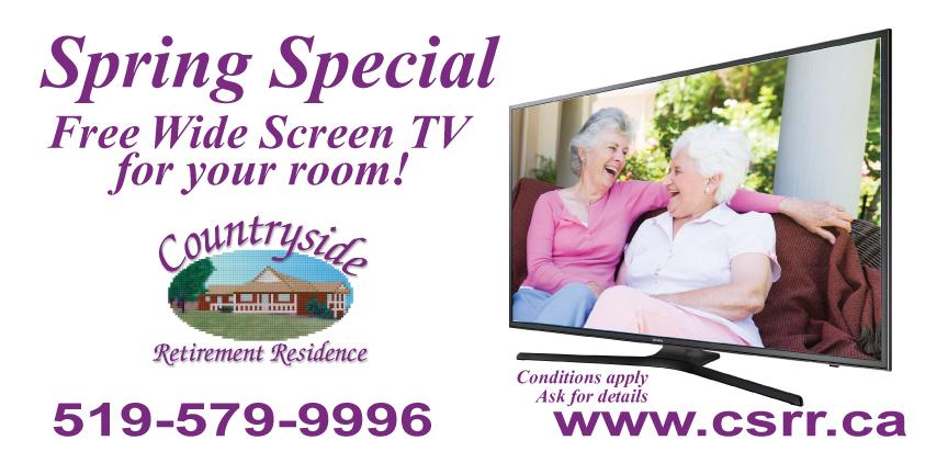 Countryside Retirement Residence-Bloomingdale