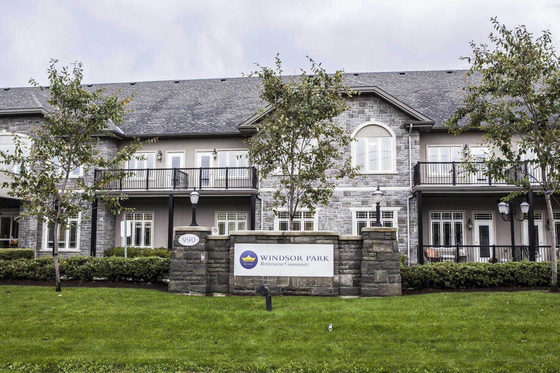 Revera Windsor Park Retirement Community-Ottawa